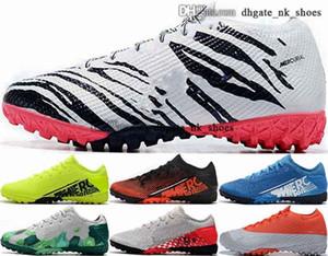 Jeunesse TF Cleats de football 5 Cr7 35 Mens Astro Turf Sneakers 12 46 Chaussures Chaussures Chaussures Bottes de football Hommes Mercurial 13 Vapores EUR en taille US