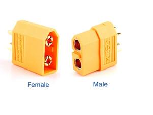 Conectores de accesorios de RC XT60 XT-60 Conectores de balas femeninas masculinas para batería RC LIPO