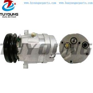 V5 car ac compressor for Hyundai KRAAN 210LC-3 R130LC-3, R250LC-3 11EM90040 700655 502072