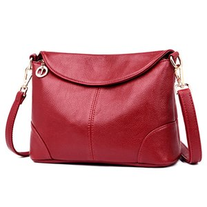 HBP Leather Luxury Women Handbags Designer Messenger Bag Small Ladies Shoulder Hand Crossbody Bags For Women 2020 bolsas de mujer