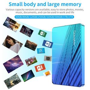SOMNAMBULIST 2.5'' Portable External Hard Drive USB2.0 1tb 500gb 320gb 750gb 250gb Disk Storage for Computer Laptop