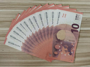Movie Toy-063 Copy Fake Prop Money Currency Paper Stage Bar Special Game Adult Euro Children Cdxst