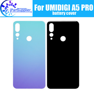 Battery 100% Original New Durable Back Cover Housing Mobile Phone Accessory for UMIDIGI A5 PRO
