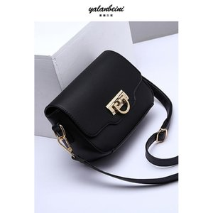 Net-red Ins Autumn Winter Small Bag MS 2021 New Trendy One-Shoulder Simple Sloping Bag Oblique Cross