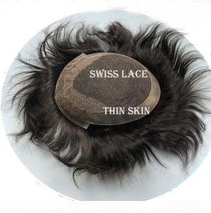 Men's Hair Toupee 10