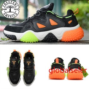 2020 New arrival Men women treeperi Durian chunky v2 luxury casual shoes black volt orange fashion mens designer sneakers EUR 40-45