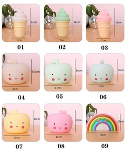 Creative bedroom bedside lamp cute LED toys gift small night light variety of styles are available