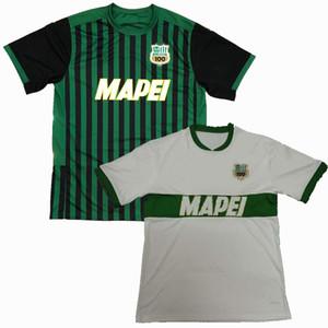 2021 US Sassuolo Calcio Soccer Jerseys Home Away Chiriches Djuricic Locatelli Berardi Boga Caputo Defrel 20 21 قميص كرة القدم S-4XL