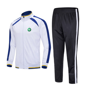 20-21 ASSE Football Club Top Soccer sports Kids football tracksuits Running suit outdoor training sets Men's Sportwear
