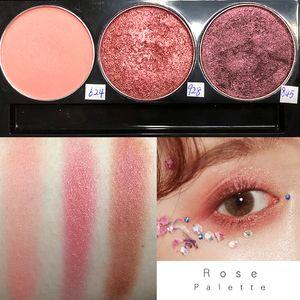 Red&Black INS Fashion New Arrival Charming DIY Nude palette eye shadow powder Makeup Eyeshadow Pigmented Eye Shadow Cosmetics