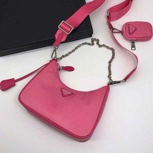 Bolso de calidad famosa de la moda Venta de bolso femenino bolso bolso de bolso de tres en uno Hombro Hombre Alto Bolsa de cuero Exquisito Hot Messenger Designer TFHDO