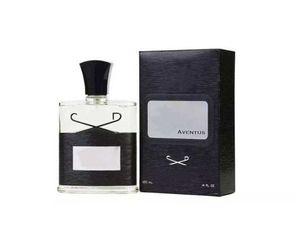 Melhor venda em estoque aventus homens perfume 120ml homens colónia com bom cheiro de alta qualidade fragrância frete grátis