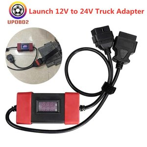 12V to 24V Heavy Duty Diesel Truck Adapter For X431 Easydiag 2.0   3.0 Golo Carcare 3 OBD Auto Truck Diagnostic Scanner