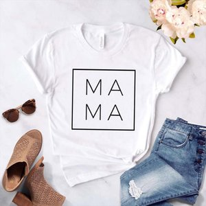 Vogue Mama Square Women tshirt Casual Funny t shirt Gift For Lady Yong Girl Tops tee shirt femme