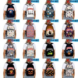 Men Bag Shoulder Backwood School Laptop For Print Bag Design Halloween Boys Cigar Backpack 22styles Travel Bag Backwoods sqcAk homecart