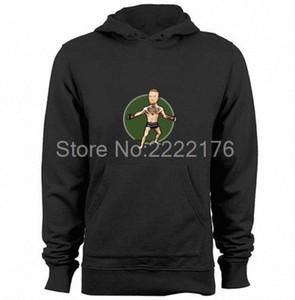 Conor McGregor Mens Womens Felpe con cappuccio A3JC #