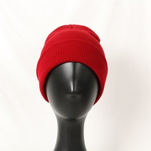 Christmas Gift Headwear Hat Party Outside Street Knitted Hat Fashion Color Skullies Beanies Much Color 201009