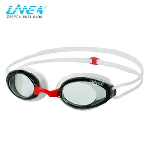 LANE4 Professional Swimming Goggles Anti-fog UV Protection Fitness & Training For Women Men #926 Eyewear Q0112