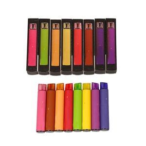 Puff Max Одноразовый Vape Pen Kit 2000 Puff 5% 1200 мАч 8,5 мл E CIG VS Kangvape Поставка Быстрая доставка DHL бесплатно