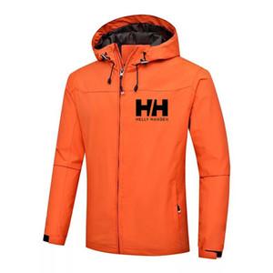 Classique qualité HH Jacket Mens Outdoor coupe-vent Cyclisme Sport Outdoor Alpinisme Veste Manteau imperméable Vêtements capuche