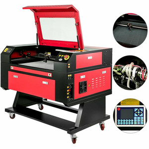 Poland Shipping Best Price 80W CO2 Laser Engraver Engraving Cutting Machine with Color Screen 700*500mm