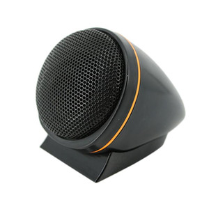 2Pcs 2.2Inch 15W Tweeter Loud Car Speaker Middle Treble Adjustment o Loudspeaker Auto Stereo Treble Speakers