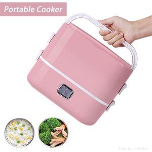 الطبخ 220V رايس طباخ كهربائي البسيطة الغداء آلة صندوق صغير Multifuntional الكهربائية طاهية أرز المحمولة
