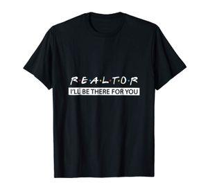 2019 Moda Hombres Realtor Mal Esté ahí para ti Designers Sudadera T Shirts Sudadera