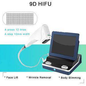 Hifu High Intensity Focused Ultrasound Hifu Ultherapy Machine Ulthera Hifu Portable Facial Machine Anti-wrinkle Skin Tightening Rejuvenation