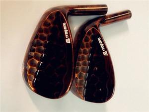 Brand New ITOBORI Wedge MTG ITOBORI Golf Wedges Brown Golf Clubs 48 50 52 54 56 58 60 Degree Steel Shaft With Head Cover 2gOy#