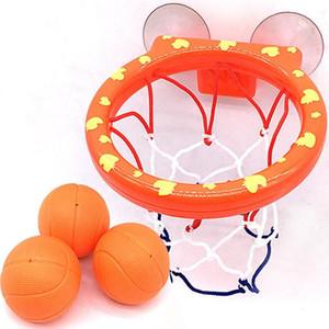 Баскетбол Хооп игрушки ванны на присосках Набор для детей Kid Открытый игры Развитие ребенка Интересный Спорт в помещении Набор инструментов для ребенка