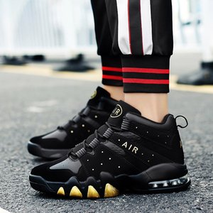 Sneakers Basketball Shoes Luxurys Designers Shoes Basketball Shoes Men High-top Sports Cushioning Basketball Sneakers Athletic M