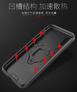 one plus mobile phone oneplus New 8t full shell anti fingerprint business protective case with magnetic absorption