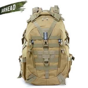 Tactical Assault riflettente Zaino Outdoor Molle camuffamento zaino militare del sacchetto di campeggio d'escursione di caccia Travel Bag C1008