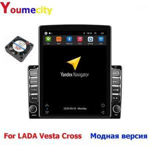Versión de moda Android 8.1 Coche DVD Player multimedia para Lada Vesta 2020-2020 2 DIN BT RDS GPS YANDEX Navel SAVIGIFICE1