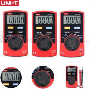 UNI-T UT120A UT120B UT120C Digital Multimeter 4000 Count-Anzeige Auto-Bereich Multitester DC-Spannungszähler-Tester Multimeter