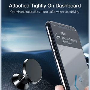 Universal 360º Rotation Car Phone Holder Magnetic Dashboard Phone Stand for iPhone 12 11 7 8 XS MAX PRO Samsung Huawei Xiaomi