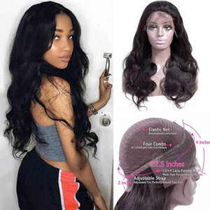 2021 Lace Front Human Hair Wigs Transparent HD Lace Frontal Wig 180 200 Density Lace Front Wig Remy 13x4 Brazilian Body Wave Wig.#ASS