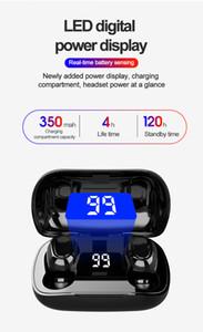 2020 Nueva original Ture Wireless Auriculares Bluetooth Auriculares TWS Pro 2 3 4 Deporte Auricular Auricular bajo VS Aire Pro con el Mic Elari