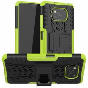 Гибрид для Xiaomi Poco M3 X3 NFC C3 A3 Lite Жесткий корзину ARE Redmi 9T 9I 9AT Примечание 9T Силиконовая защита Мягкая подставка Xiaomi 11