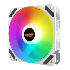 120mm PWM ARGB PC Case Fan Quiet 4 Pin Addressable RGB Cooling Fan for CPU Cooler Computer Chassis Support 5V ARGB cpu cooler