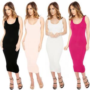 womens designer Back hollow sling sexy dress female summer