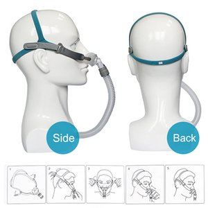 Maschera WNP nasale Cuscino Cuscino CPAP Auto CPAP BiPAP Ventilatore sonno 3 formati universale pad anti russare caldo di vendita