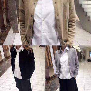 9t3ZZ Winter Maxi Knitwear Fende n Sweater Couples Cardigan feminino Ladies Women Wool Blended Blouse Women cardigan Ladies Knitted Top