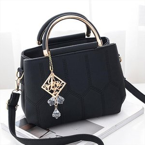 LAN LOU Women Bag shoulder bag for women 2020 high quality fashion big bag high end handbag ladies casual Messenger
