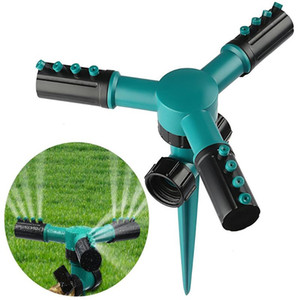 Lawn Sprinkler Automatic 360 Rotating Garden Water Sprinklers Lawn Irrigation Irrigation Sprinkler Garden Water Spray Device