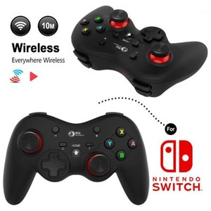 Bluetooth 4.0 Game Controller with Vibration Function for Switch for Switch Lite PS3 Android Turbo Wireless Gamepad1