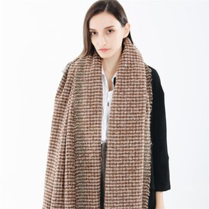 2020 new qianniaoge autumn and winter warm imitation cashmere scarf