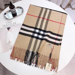 8 cores disponíveis mais recente sell inverno cachecol de caxemira mulher marca clássico da moda cachecol de lã xadrez cachecol