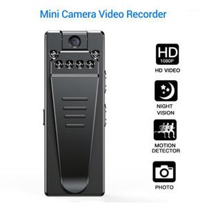 HD 1080P A7 Mini videocámara Cámara Sport Pen Cámara Cámara Video Recorder DV CAM Infrarrojo Visión Nocturna Dictaphone Clip DVR SQ111